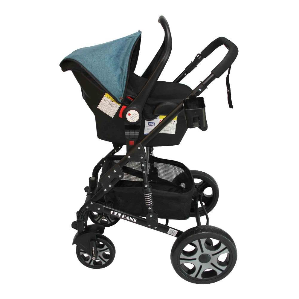 Coche Travel System Bebeglo Rs-13650-6 image number 1.0