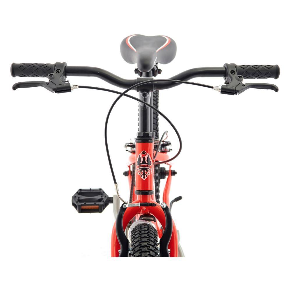 Bicicleta Mountain Bike Bianchi Wolf Alloy Revo / Aro 20 image number 4.0