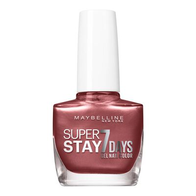 Esmalte Maybelline Super Stay  7 Days  / 912 Roof Top Shade