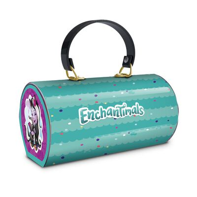 Enpu1 Enchantimals Tin Purse