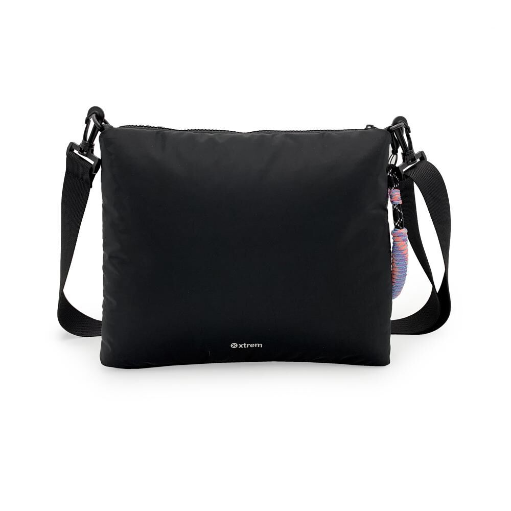 Cartera Mujer Extreme Camille Fw21 Negro image number 2.0