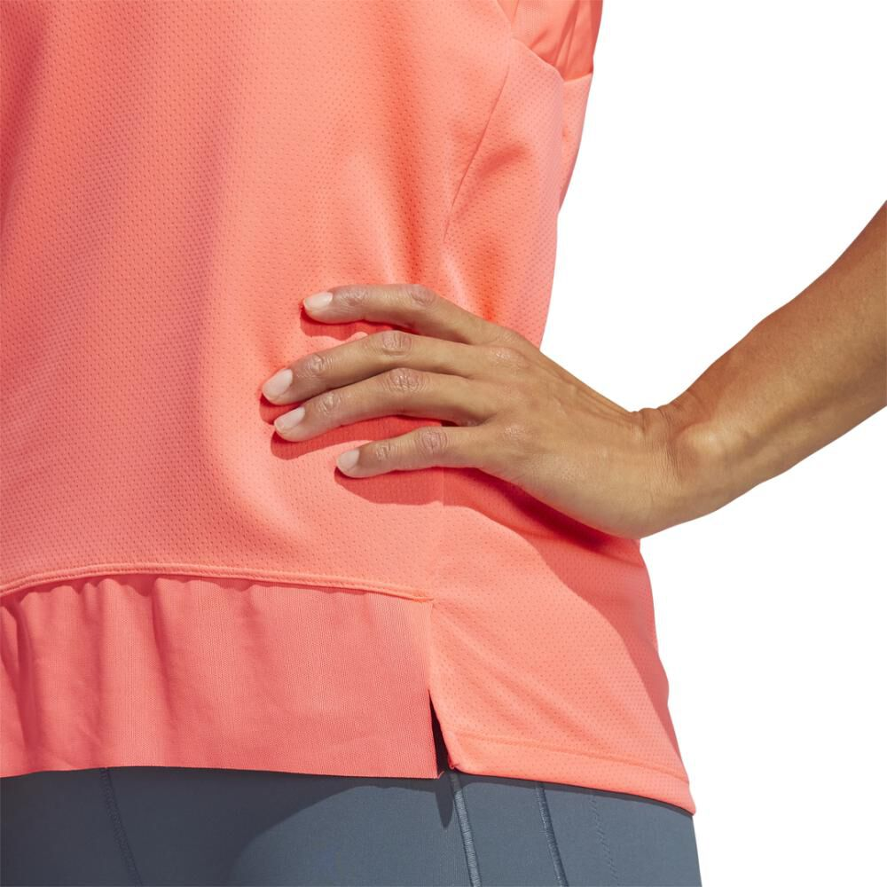 Polera Mujer Adidas De Entrenamiento Heat.rdy image number 5.0