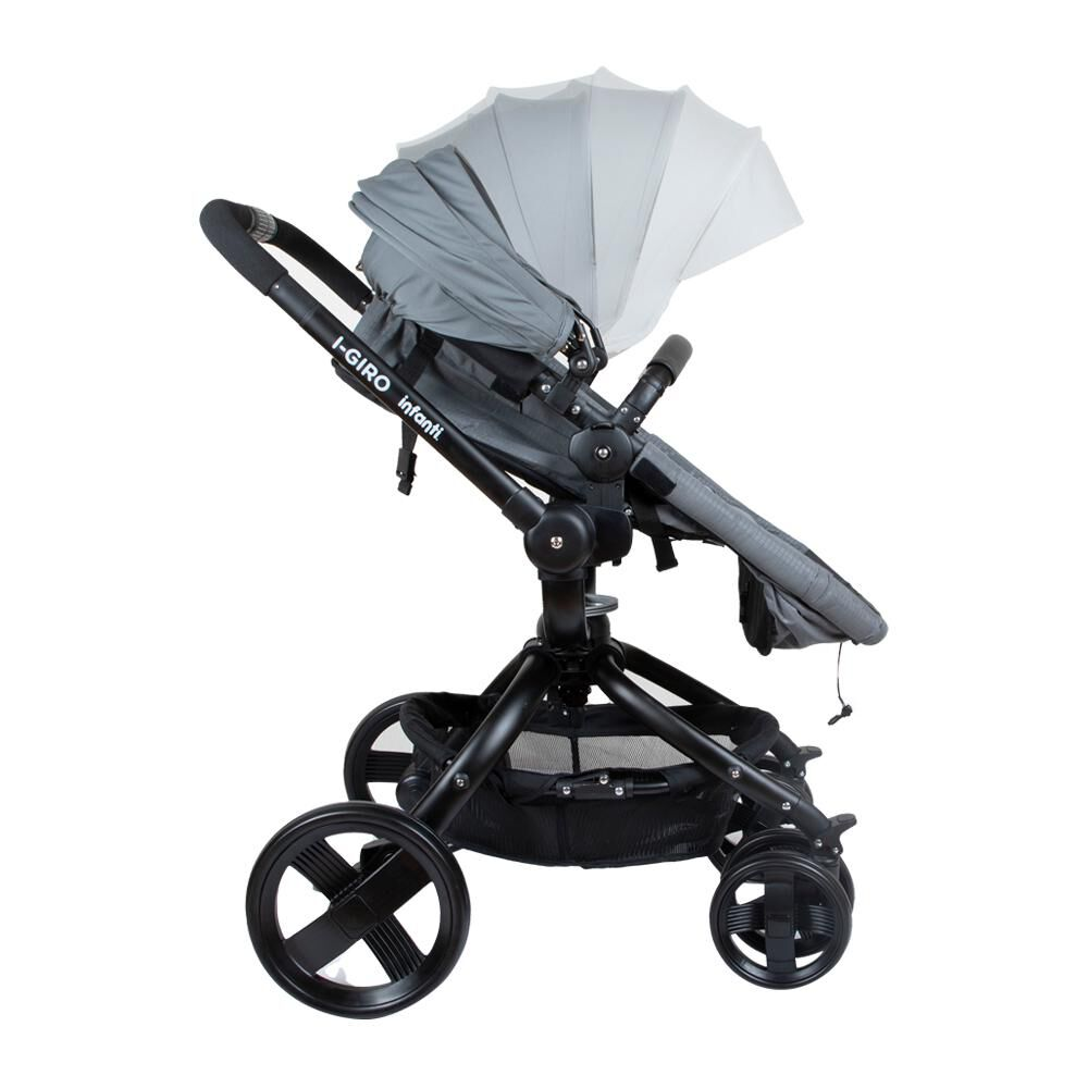 Coche Travel System Infanti I-giro Bright Grey image number 6.0