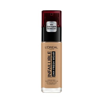 Base Maquillaje L'Oreal Base Infaillible 24H  / Ambre Dore