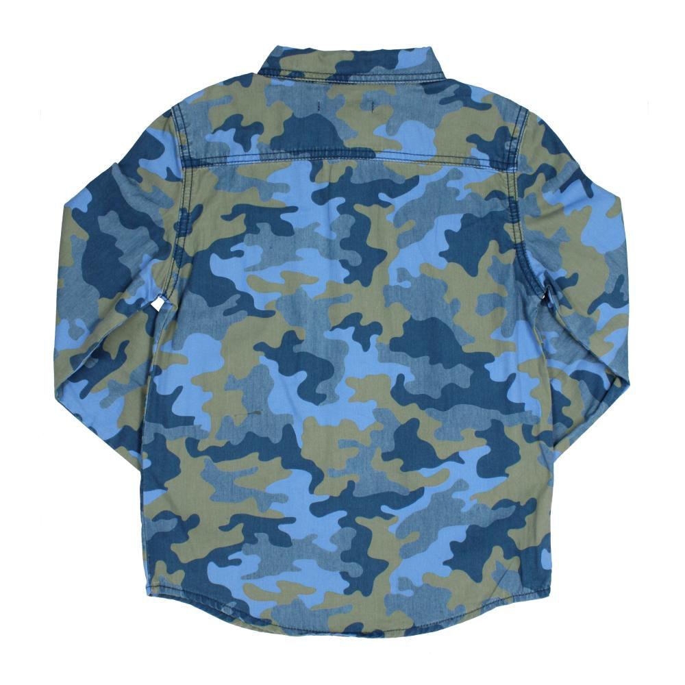 Camisa  Niño Topsis image number 1.0