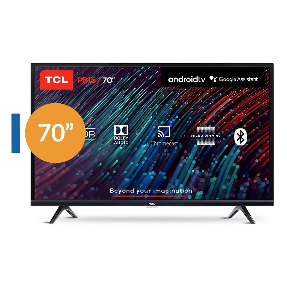 "Led TCL 70p615 / 70 "" / Ultra Hd / 4k / Smart Tv image number 0.0"