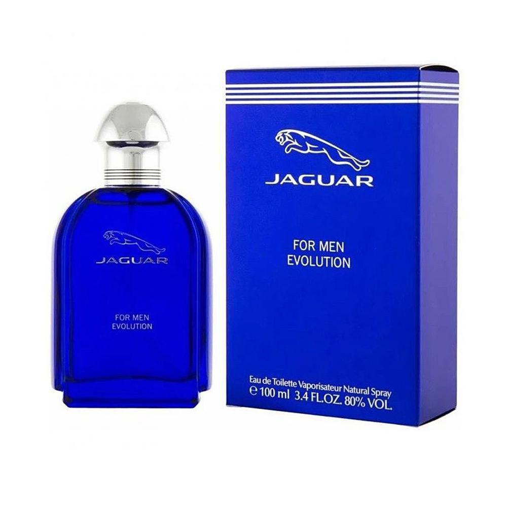 Perfume Hombre For Men Evolution Jaguar / 100 Ml / Eau De Toillete image number 1.0