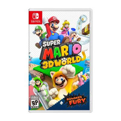 Juego Nintendo Switch Nintendo Super Mario™ 3d World + Bowser's Fury