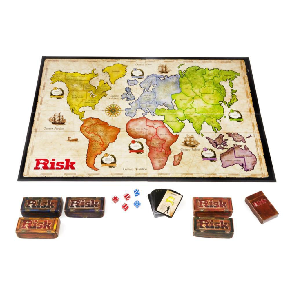 Juegos De Estrategia Gaming Risk image number 0.0