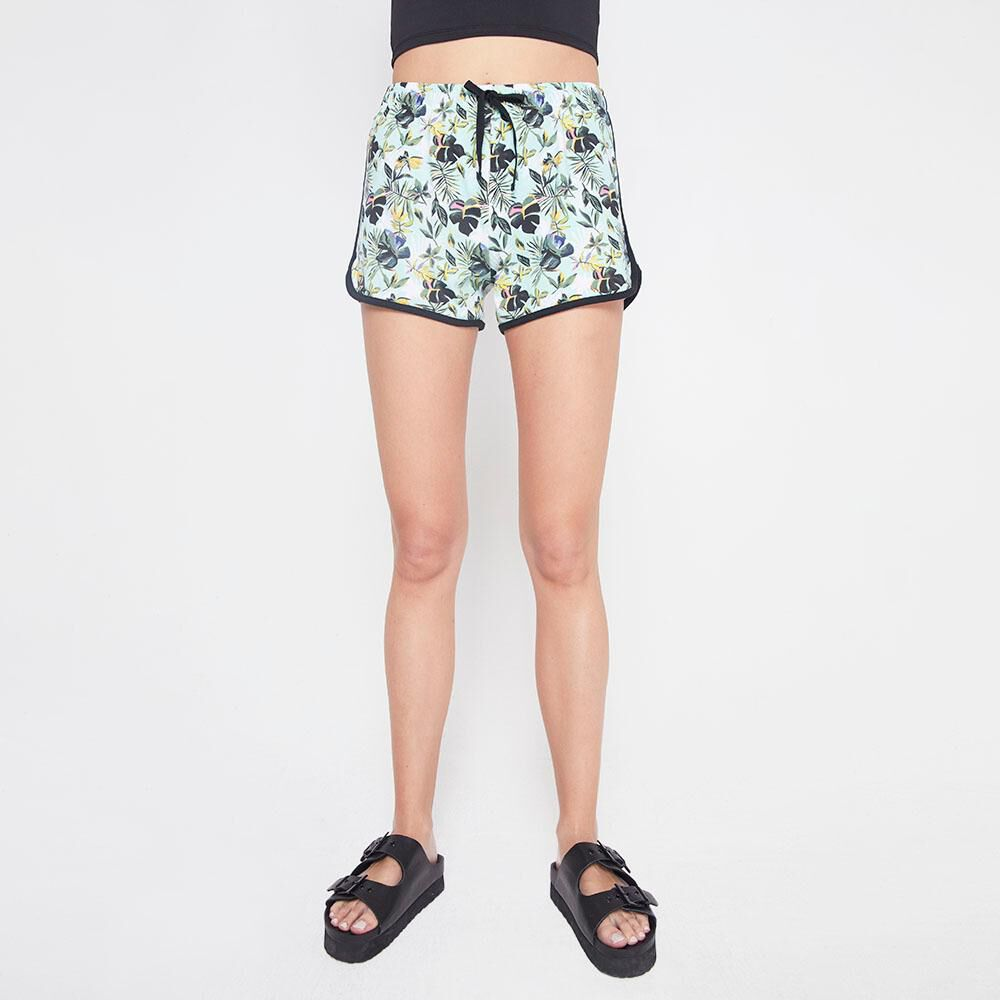 Short Corto Tipo Deportivo Mujer Freedom image number 0.0
