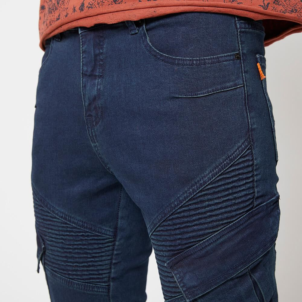 Jeans Hombre Skuad image number 3.0