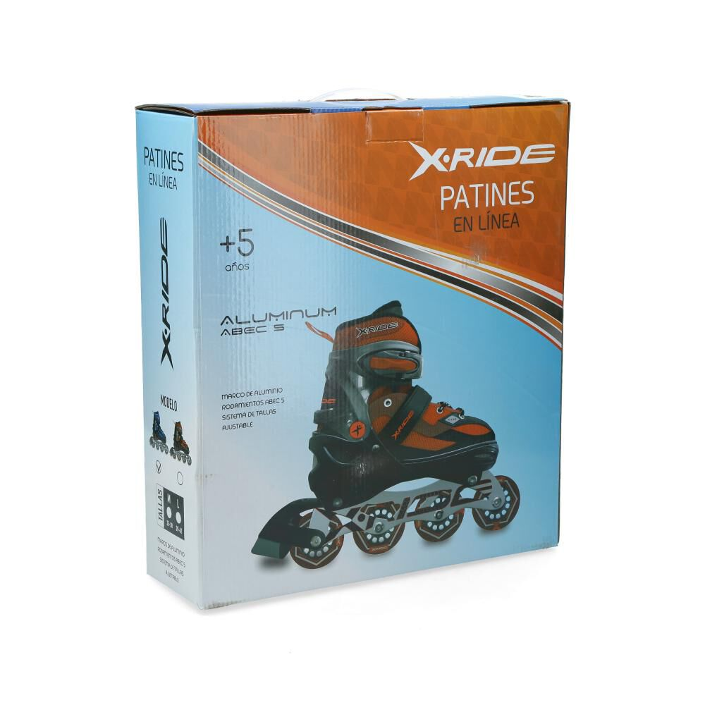 Patines X-Ride Tb-Pt002 image number 2.0
