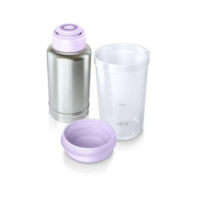 Set De Lactancia Philips Avent + Calienta Mamadera + Tetina