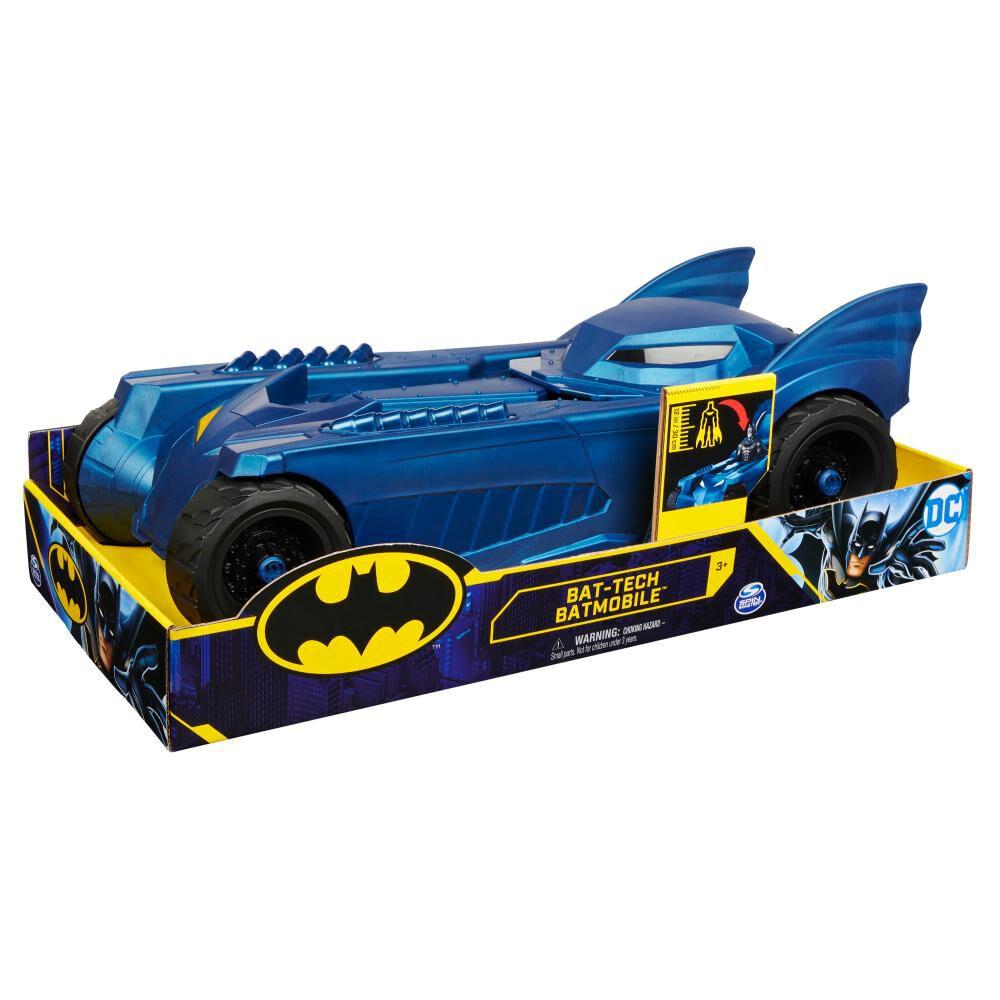 Figura De Acción Dc Batman Vehículo image number 5.0