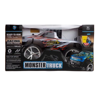 Auto Radiocontrolado Marca De Proveedor Camioneta Monster