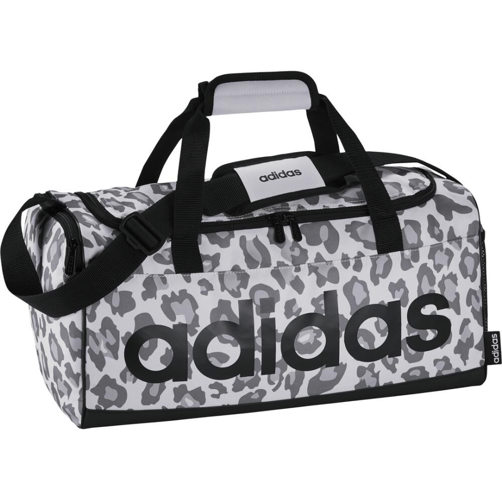 Bolso Adidas Duffle S Leopard image number 7.0