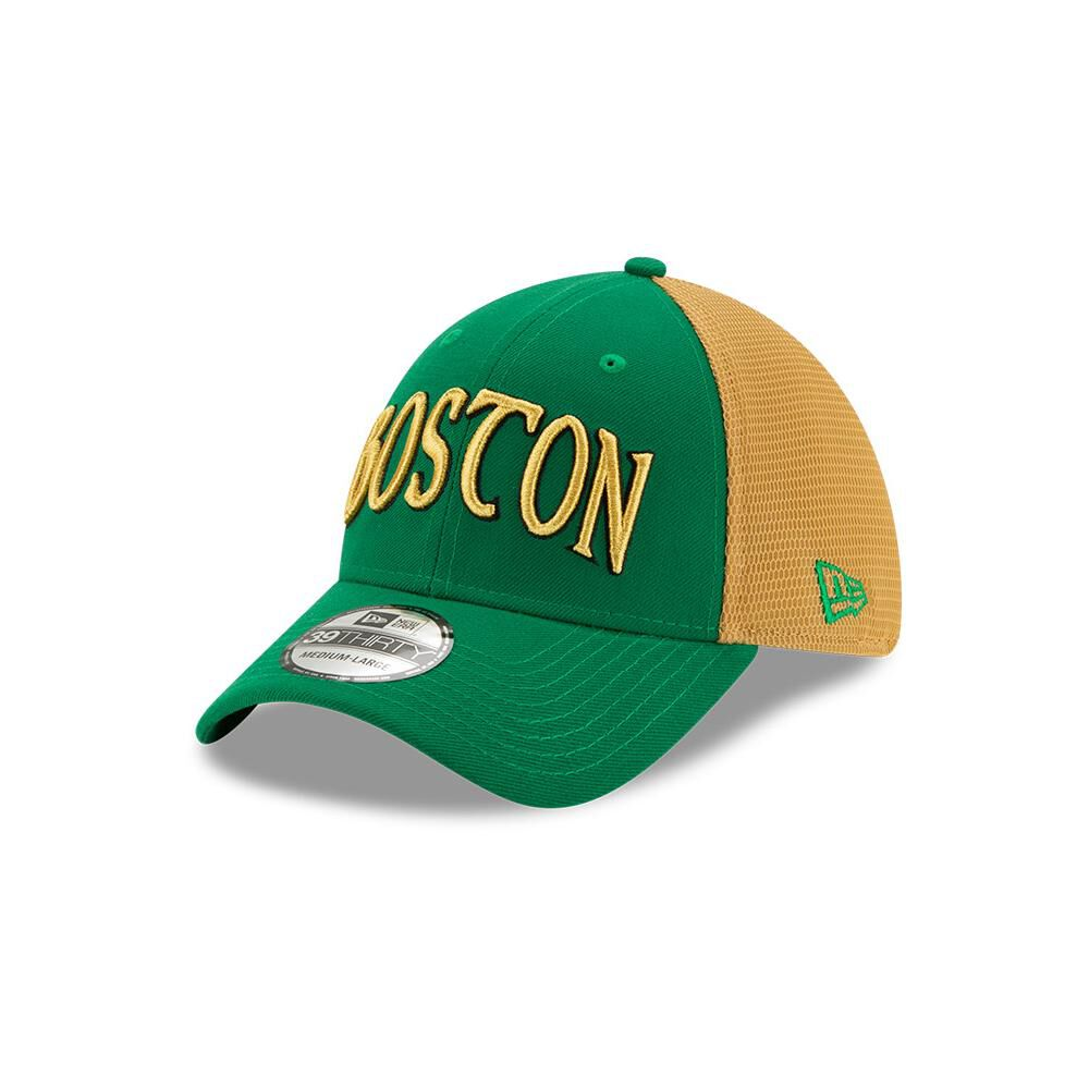 Jockey New Era 3930 Boston Celtics image number 0.0