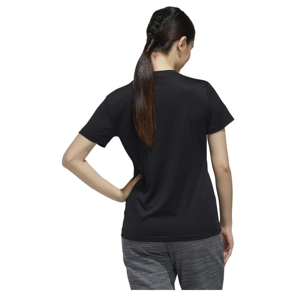 Polera Mujer Adidas Designed To Move image number 3.0