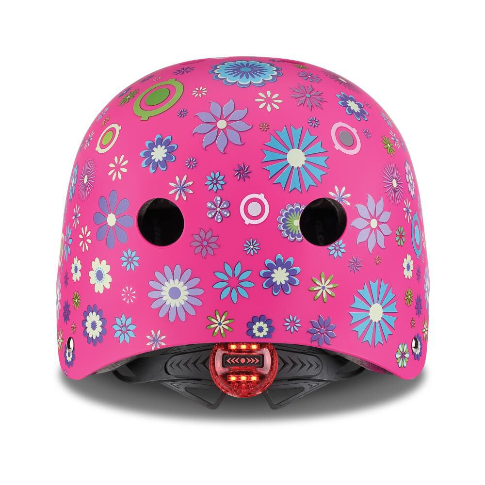 Casco Globber Helmet Elite Lights Pink  Xs/S image number 2.0