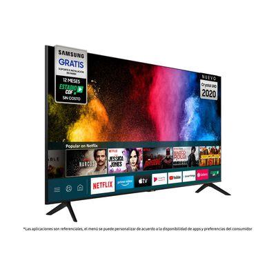 "Led Samsung Un85Tu8000Gxzs / 85"" / Crystal UHD 4K / Smart Tv 2020"