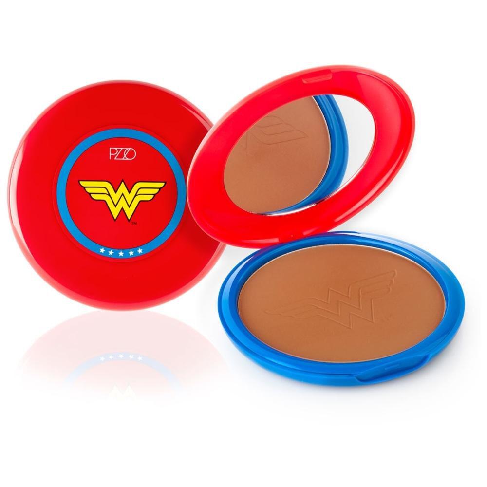 Polvo Bronceado Matte 30 Gr Wonder Woman image number 1.0