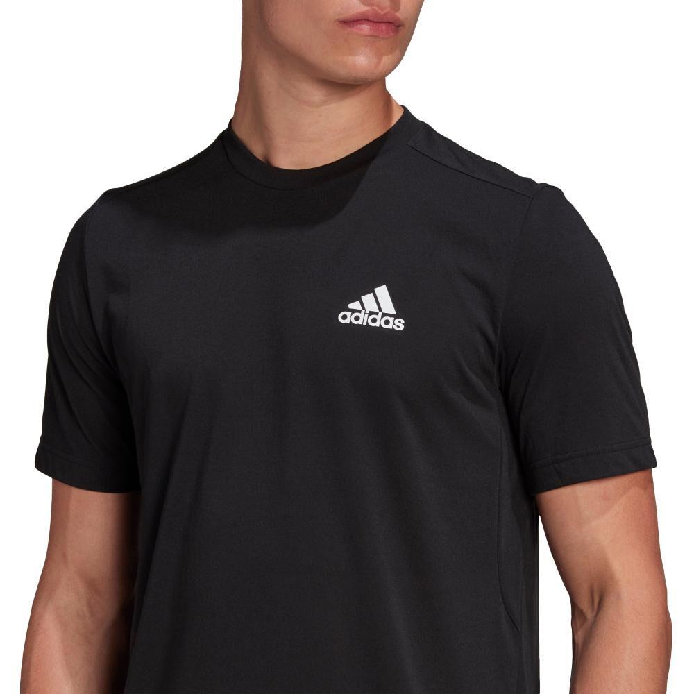 Polera Hombre Adidas Aeroready Designed 2 Move Feelready image number 4.0