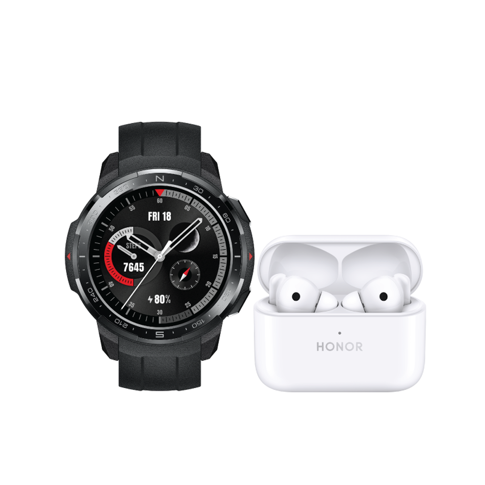 Smartwatch Honor Gs Pro + Earbuds 2 Lite / 4 Gb image number 0.0
