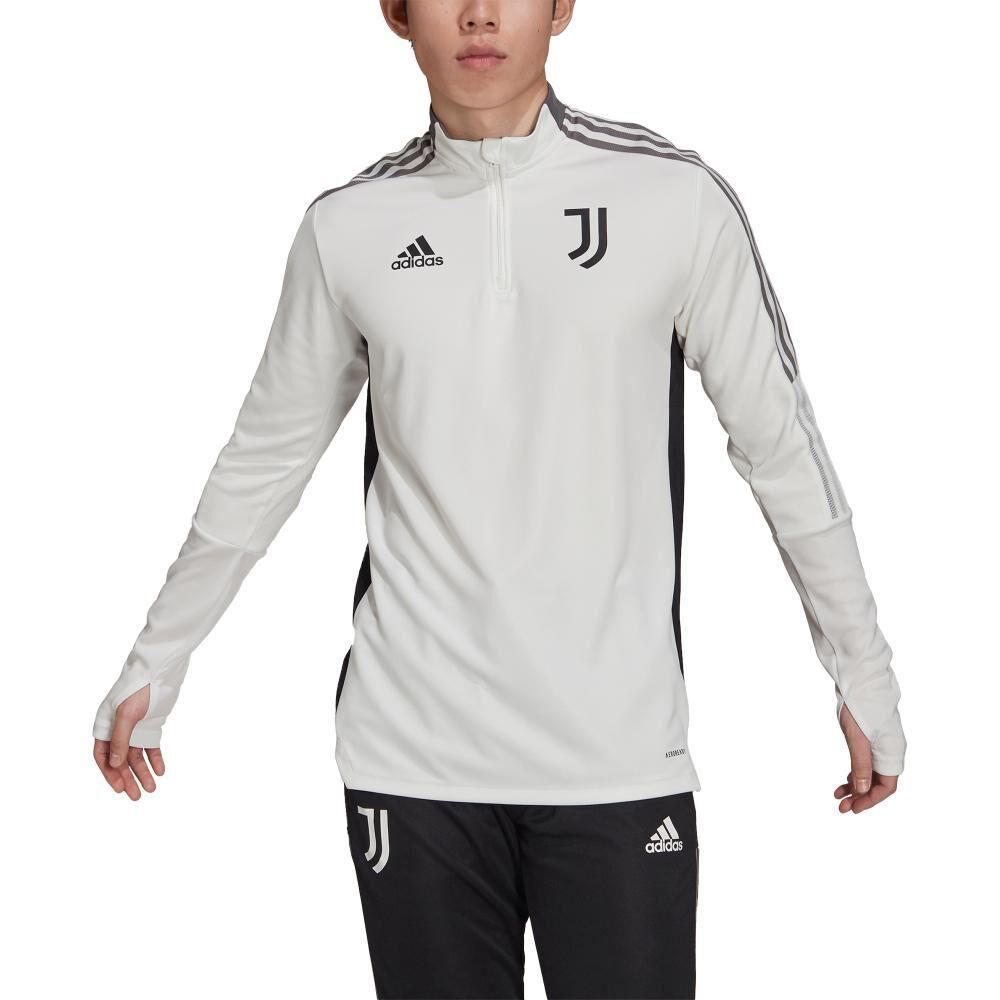 Polera Hombre Adidas Juventus Tiro image number 0.0