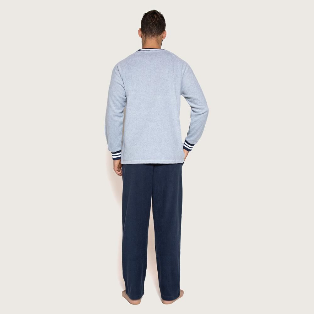Pijama Hombre Palmers / 2 Piezas image number 1.0