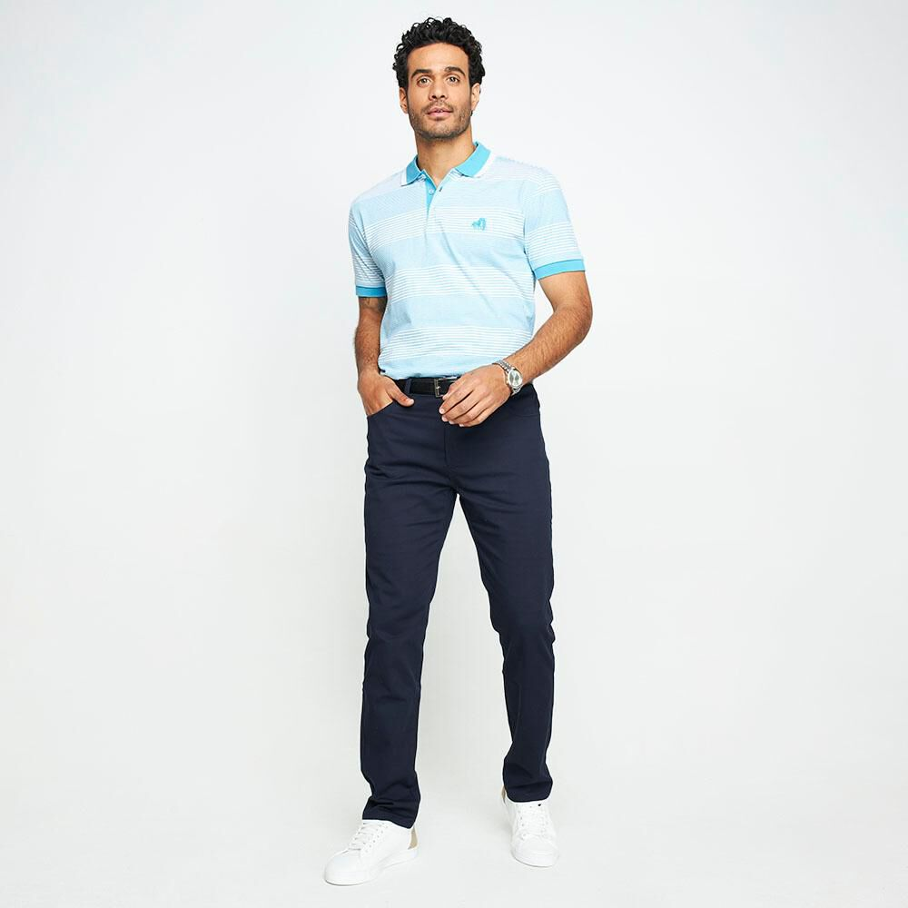 Pantalón Hombre The King's Polo Club image number 1.0