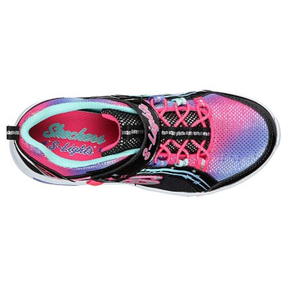 Zapatilla Niña Skechers Shimmer Beams image number 4.0