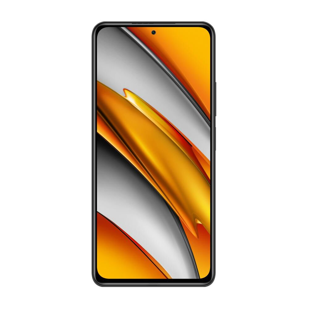 Smartphone Xiaomi Poco F3 Black / 128 Gb / Liberado image number 0.0