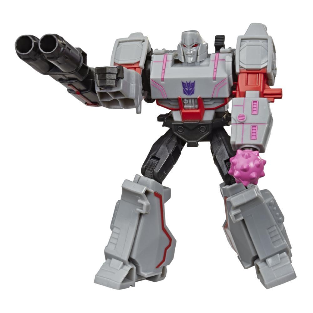 Figura De Accion Transformers Cyberverse Warrior Megatron image number 2.0