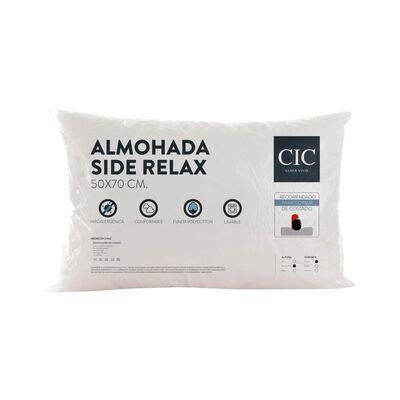 Almohada Cic Fibra Side Relax