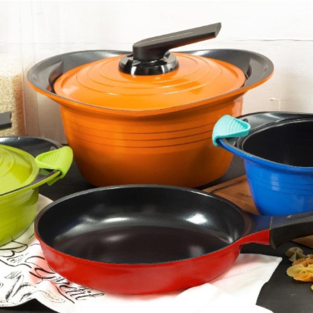 Bateria De Cocina Roichen Premium / 7 Piezas image number 7.0