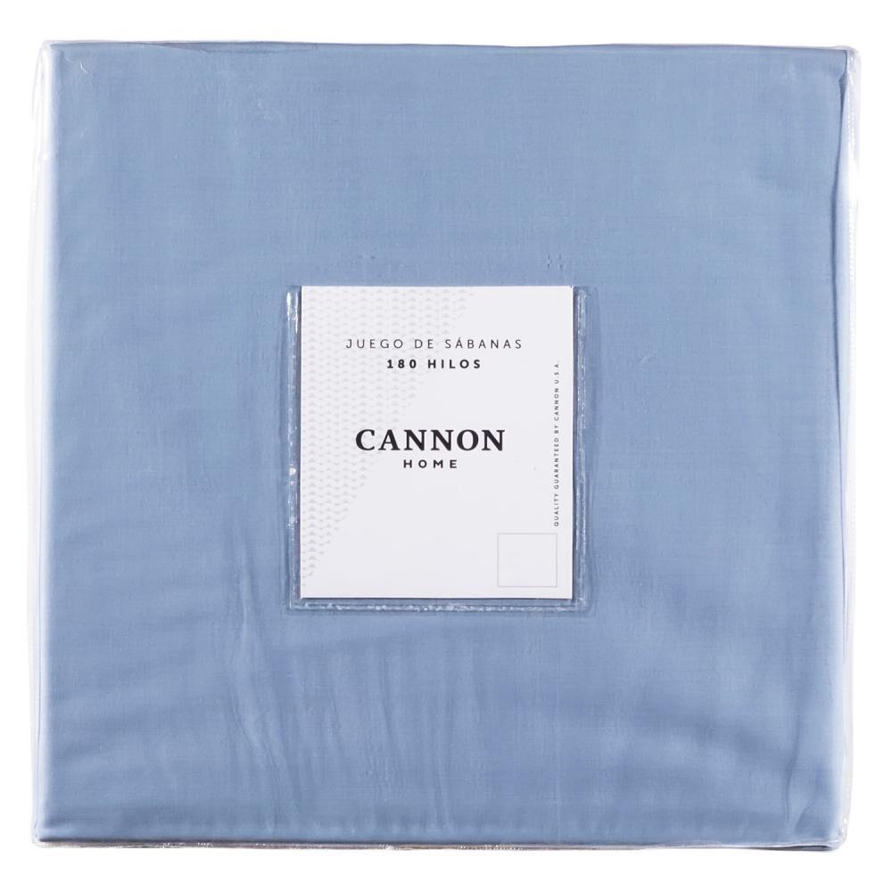 Juego De Sabanas Cannon Liso / 1.5 Plazas image number 3.0