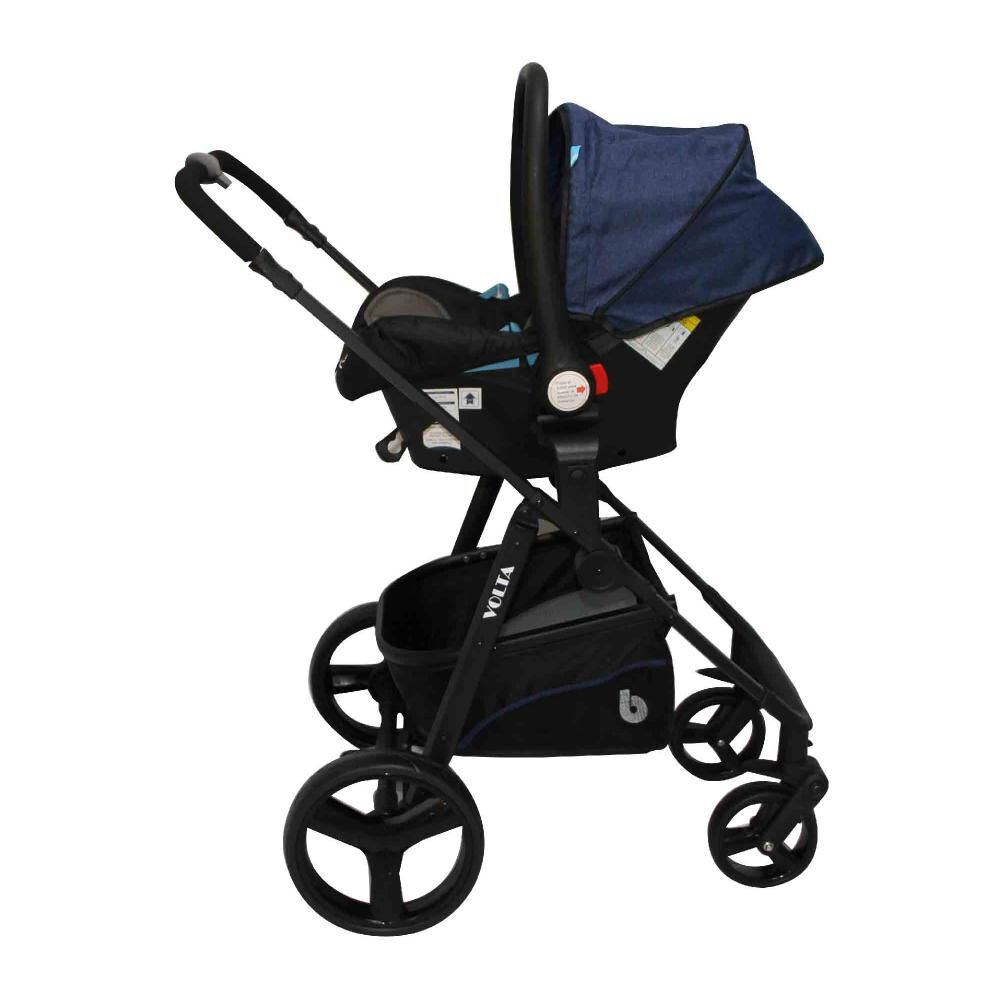 Coche Travel System Bebeglo Volta Rs-13780-1 image number 5.0