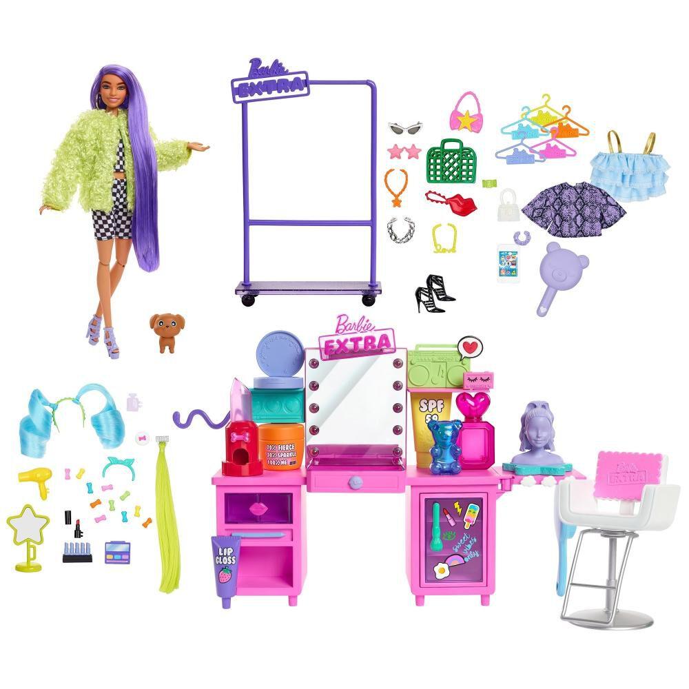 Muñeca Barbie Tocador Fashion image number 1.0