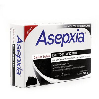 Jabón Asepxia / 100 Gr, No