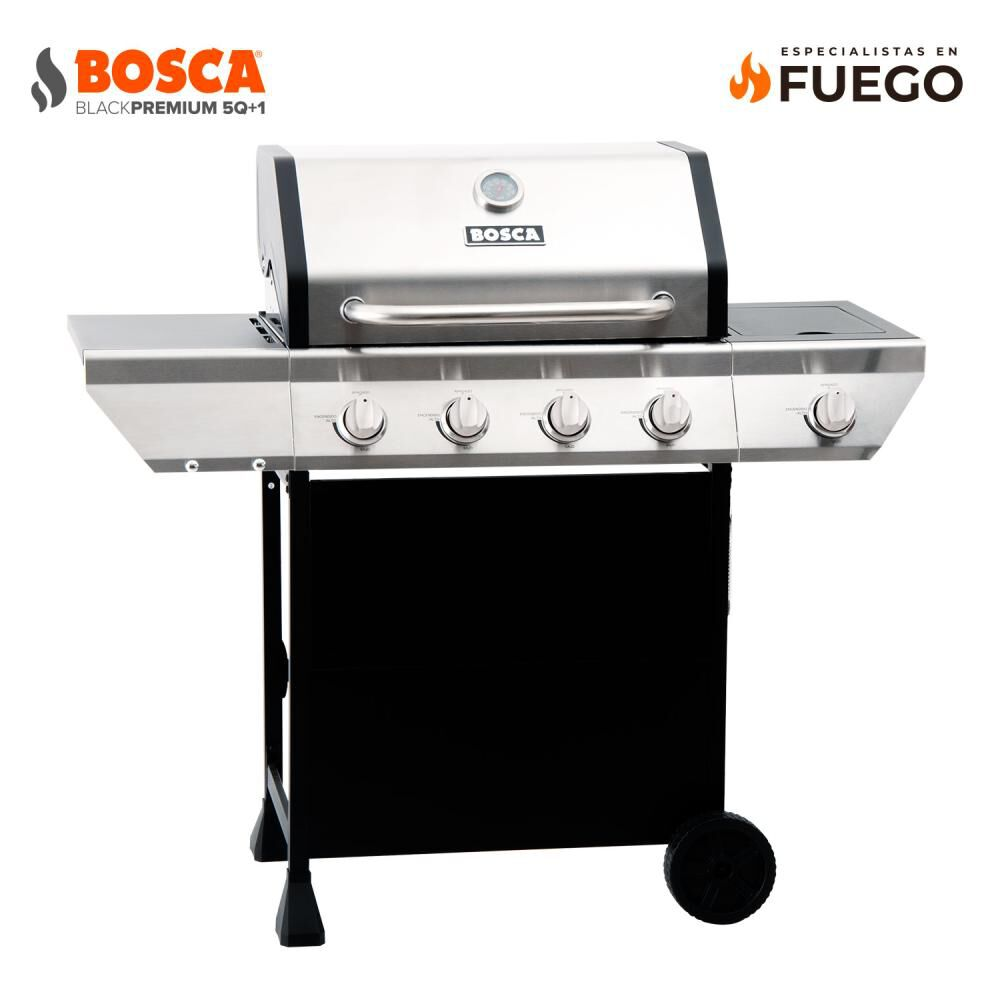 Parrilla A Gas Bosca Neo Grill image number 0.0