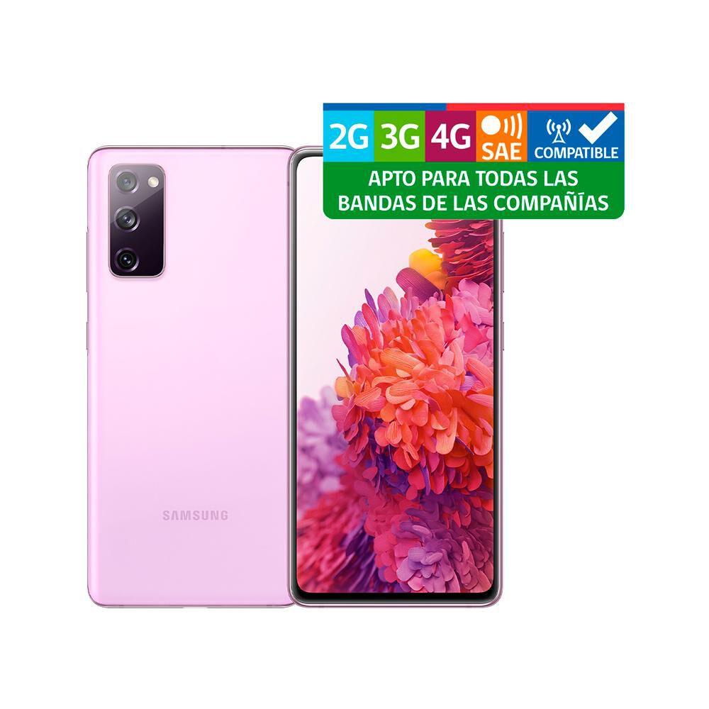 Smartphone Samsung S20fe Morado / 256 Gb / Liberado image number 6.0