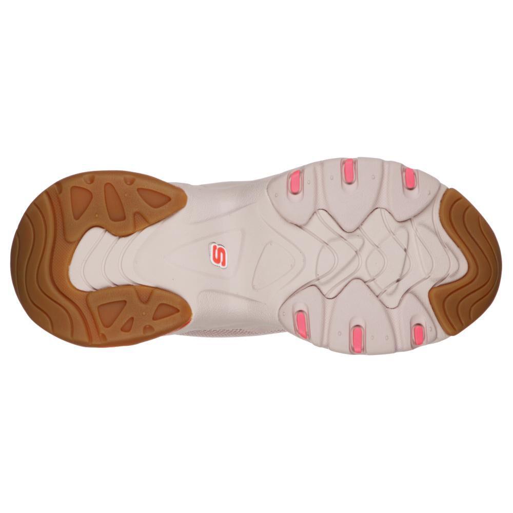 Zapatilla Urbana Mujer Skechers D'Lites 3.0 Air-Fantastic Vis image number 4.0