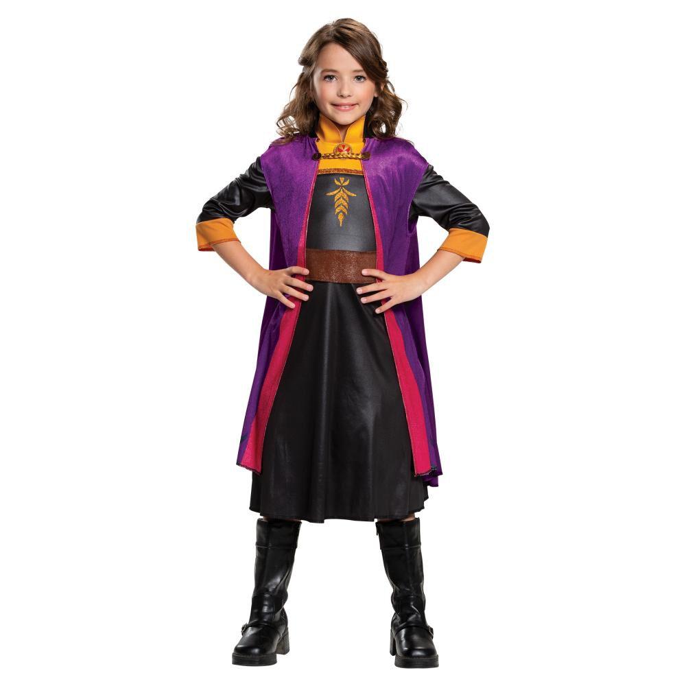 Disfraz Para Niña Frozen Anna image number 0.0