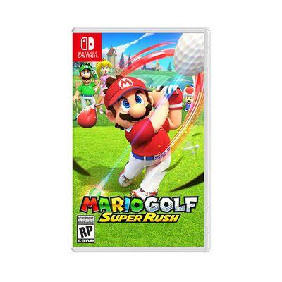 Juego Nintendo Switch Nintendo Mario Golf Super Rush