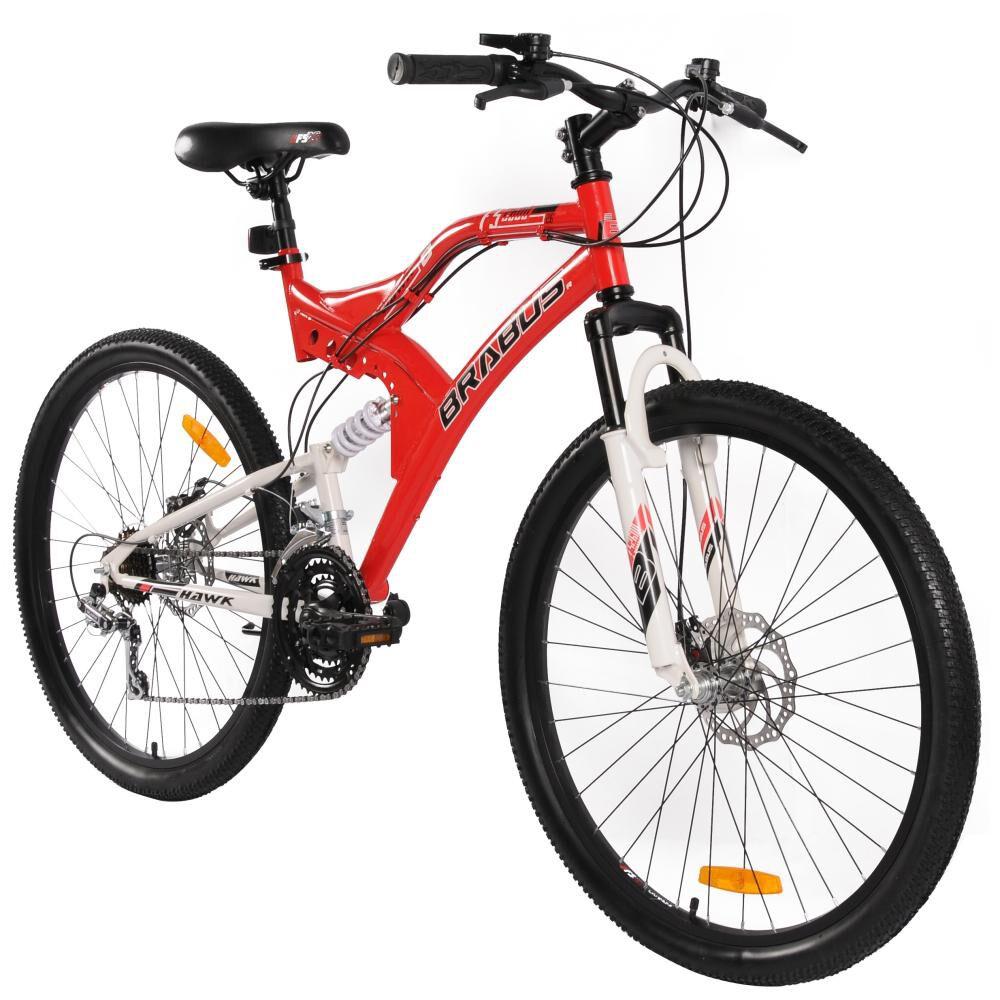 Bicicleta Mountain Bike Brabus Hawk 2600fs / Doble Suspension / Aro 26 image number 1.0
