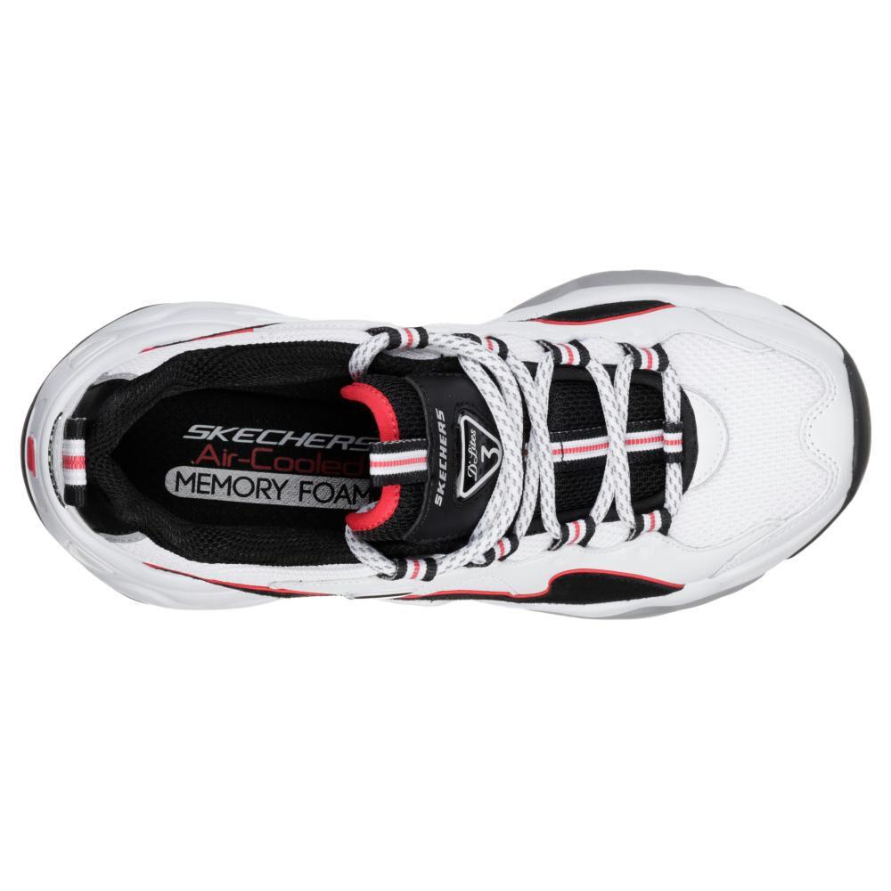 Zapatilla Urbana Chunky Mujer Skechers image number 3.0