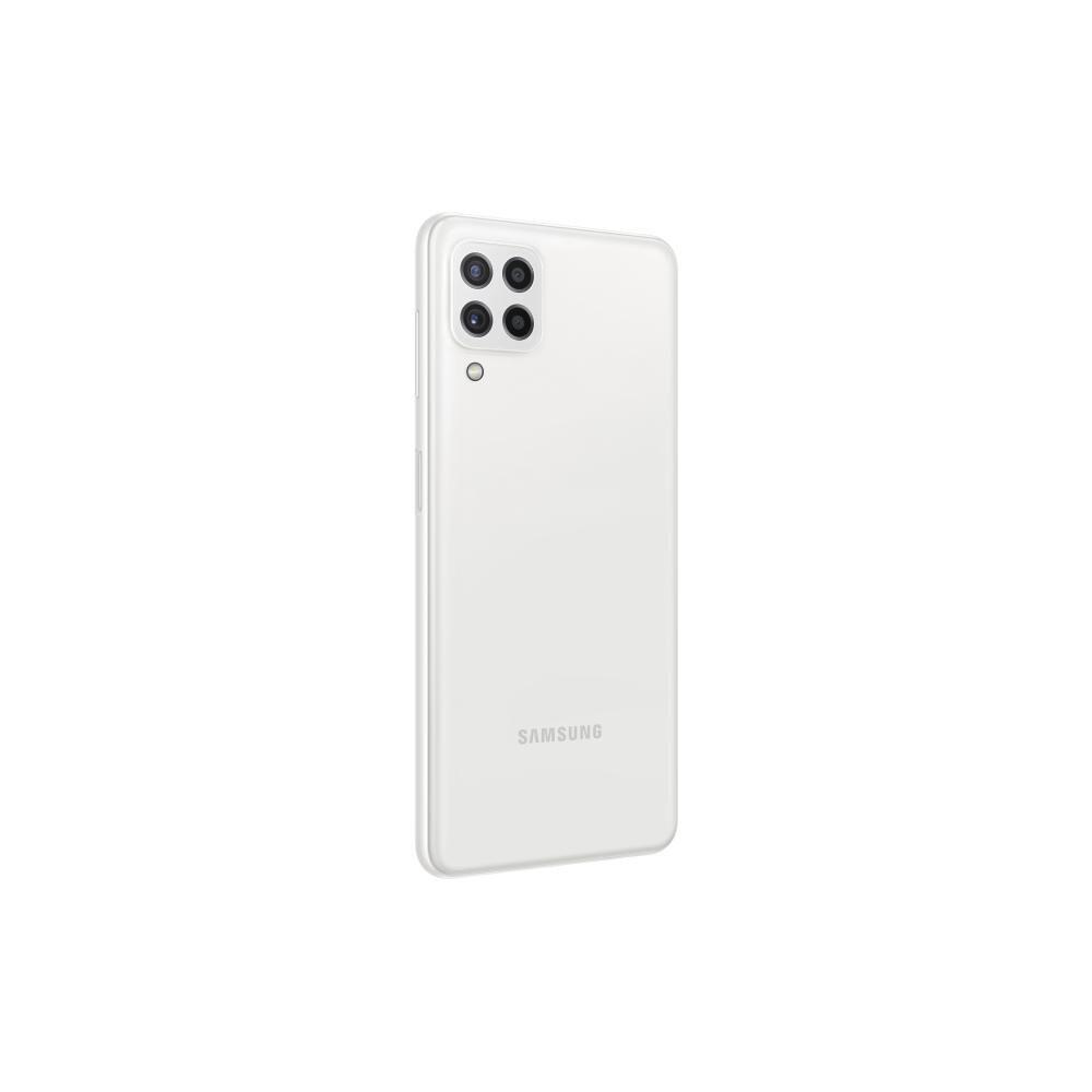 Smartphone Samsung Galaxy A22 Blanco / 128 Gb / Liberado image number 4.0