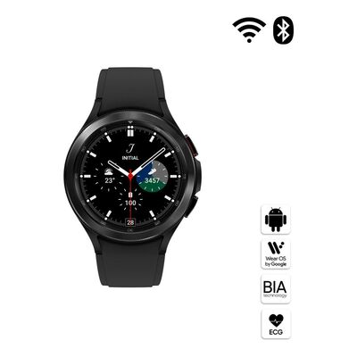 Smartwatch Samsung 4 Classic 46 Negro / 16 Gb