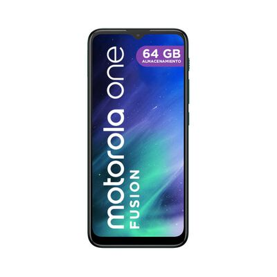 Smartphone Motorola One Fusion 64 Gb / Liberado