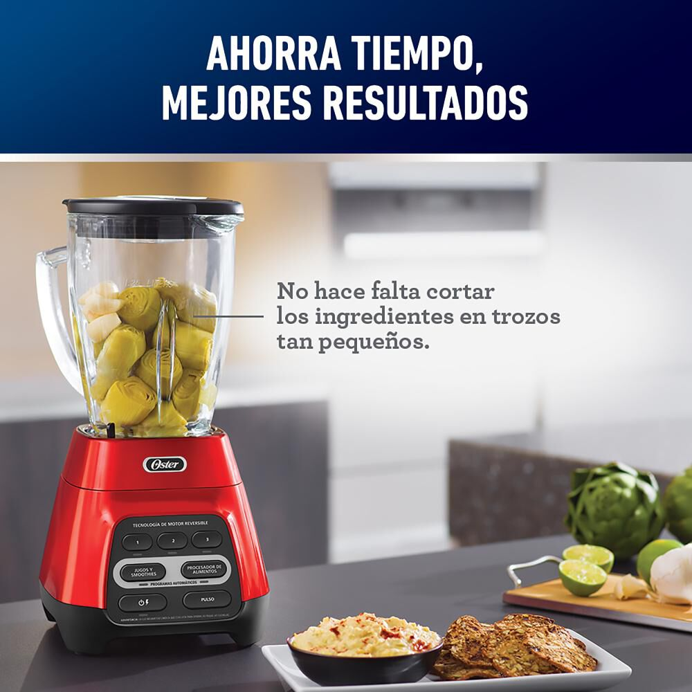 @Licuadora Reversible Roja image number 4.0